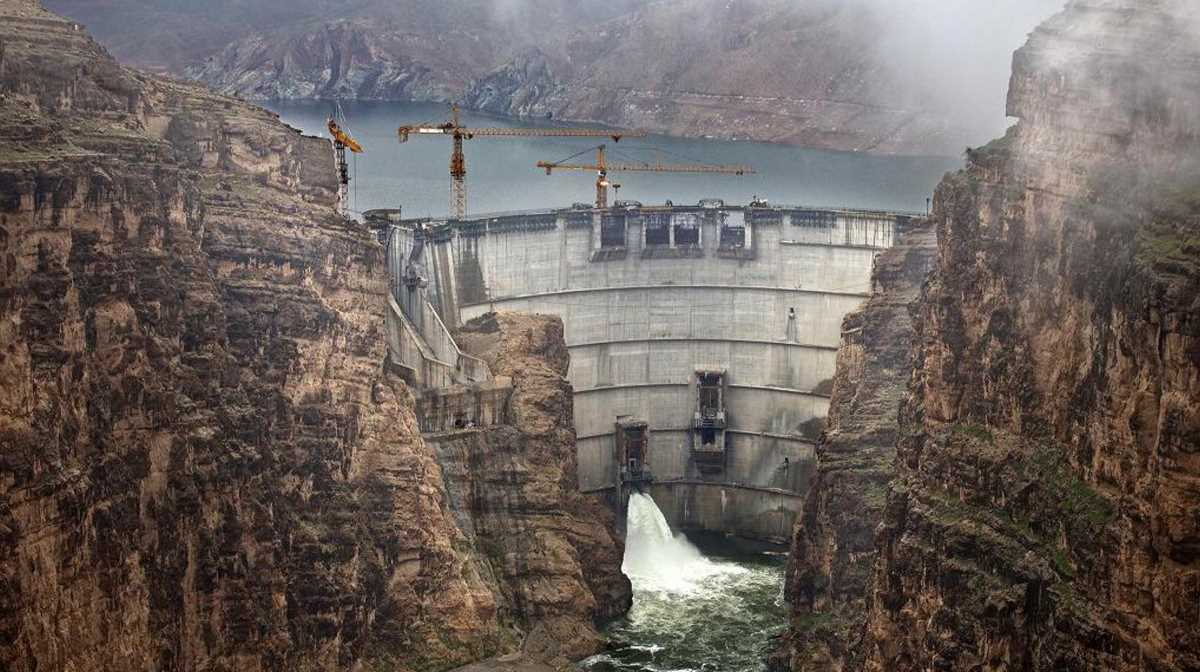 Iran dam
