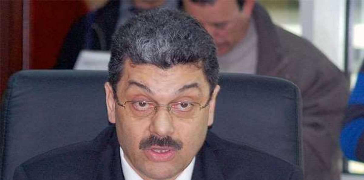 Karim Djoudi, former finance minister