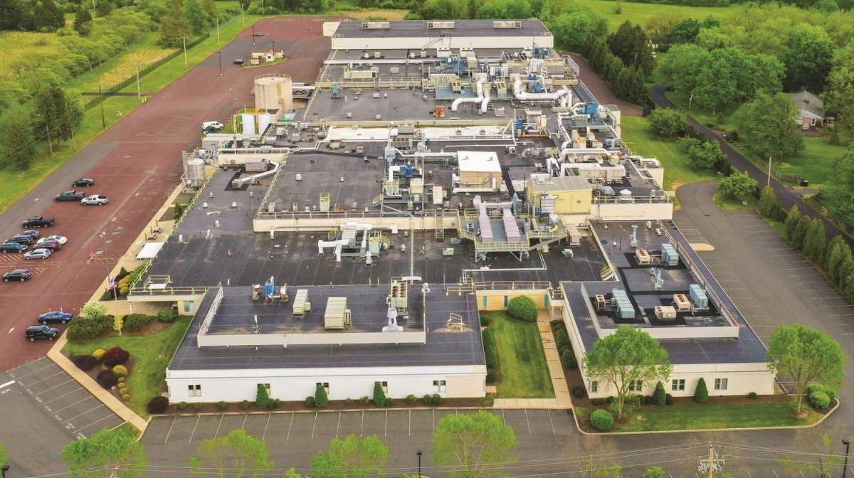 Sellersville facility Pennsylvania