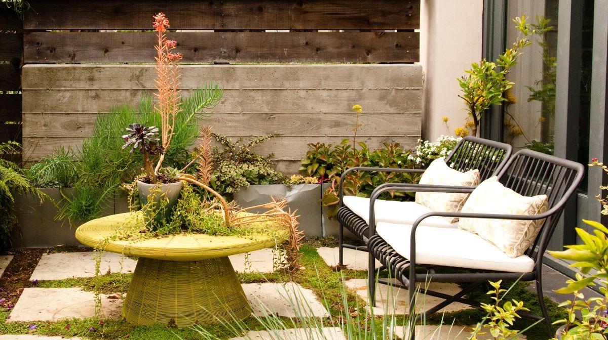 Awesome small backyards
