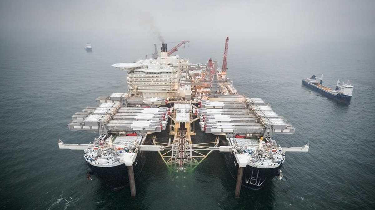 Nord Stream 2 and Turkish Stream