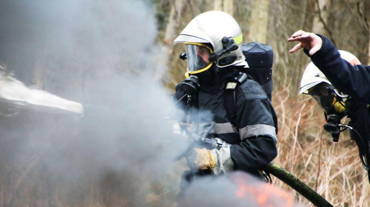 Saint-Mandrier fire