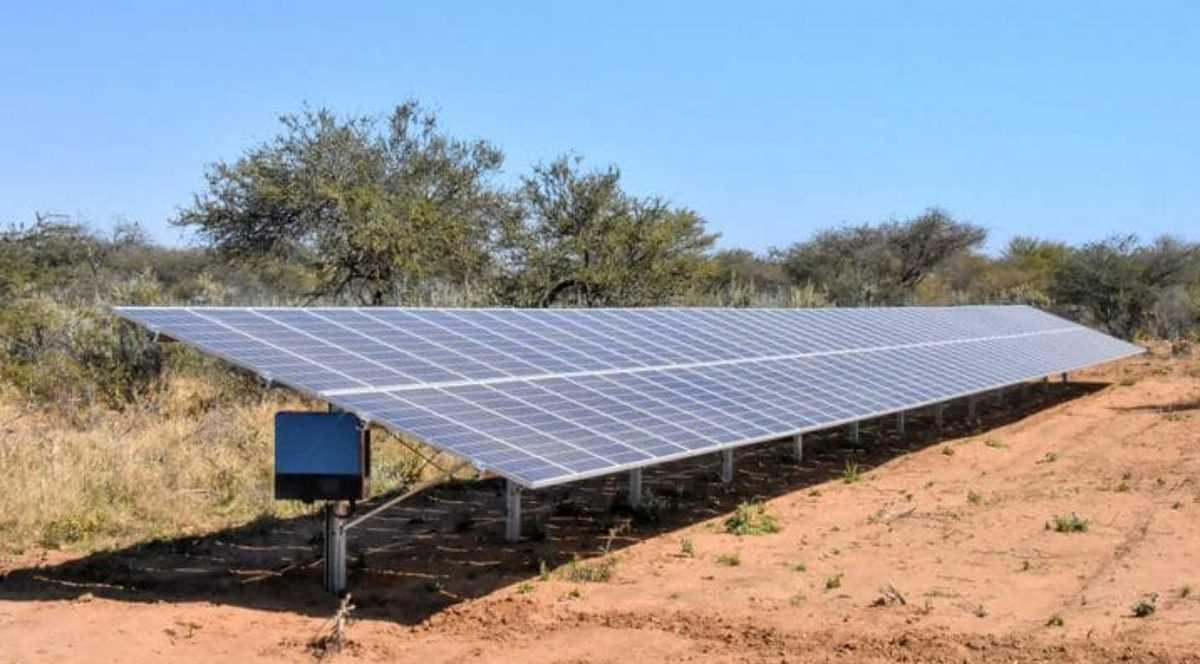 Senegal solar