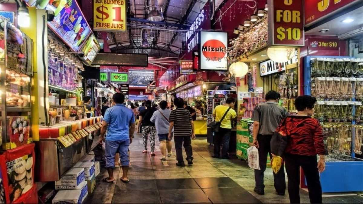 Singapore inflation