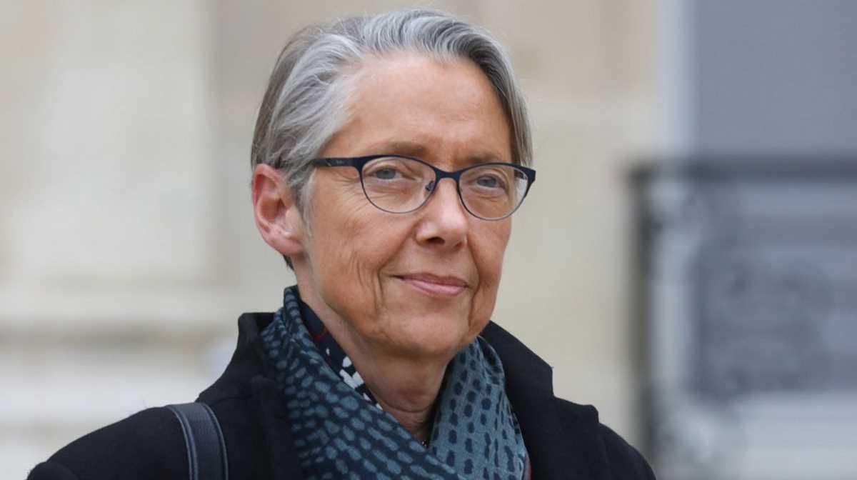 Transport Minister Elisabeth Borne