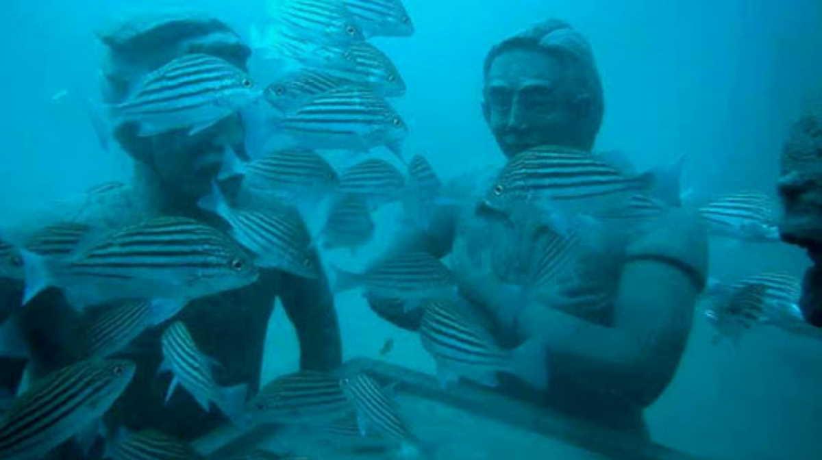 Sri Lanka underwater museum