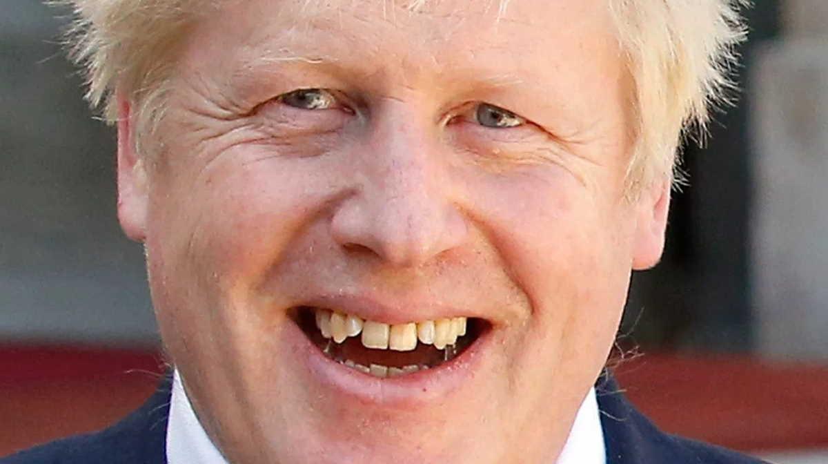 Boris Johnson innovation