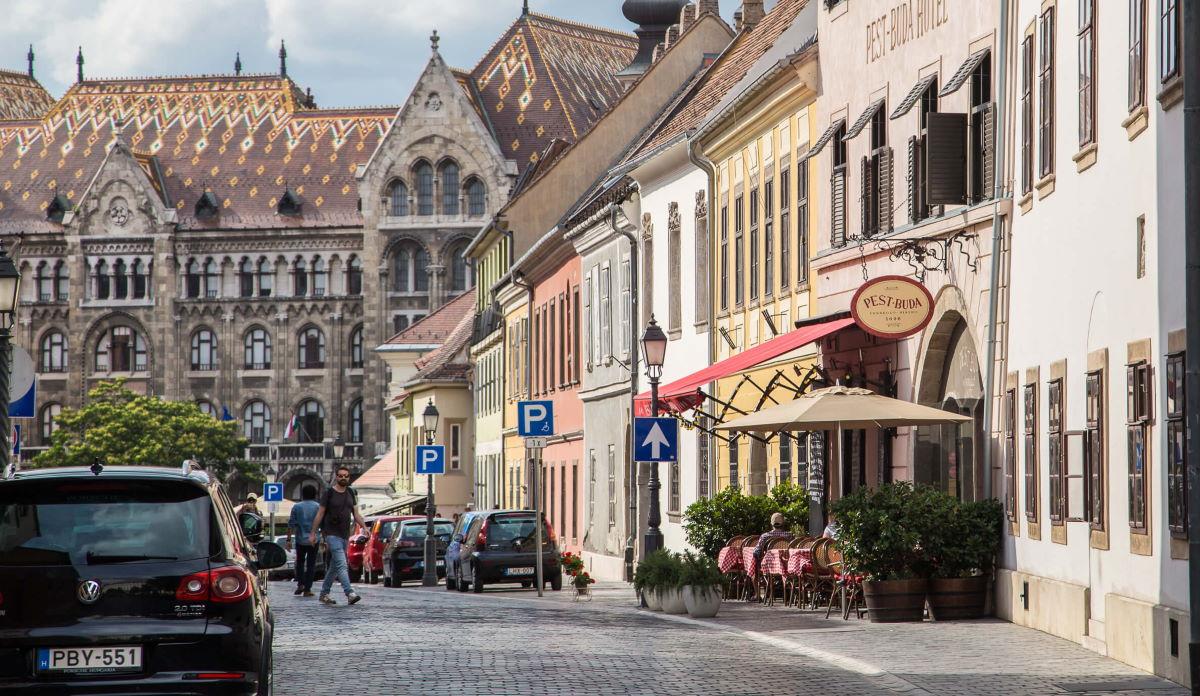 Hungary street