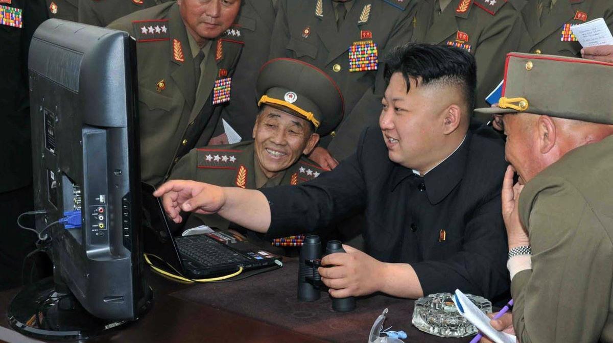 North Korean cyberattacks