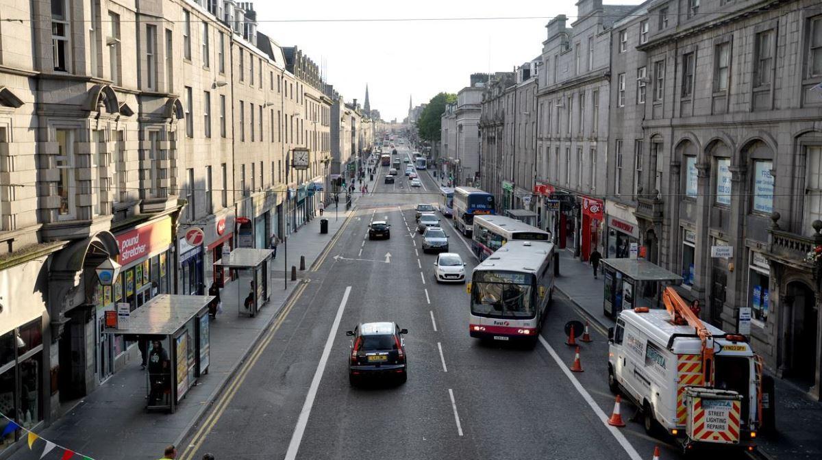 Scotland street