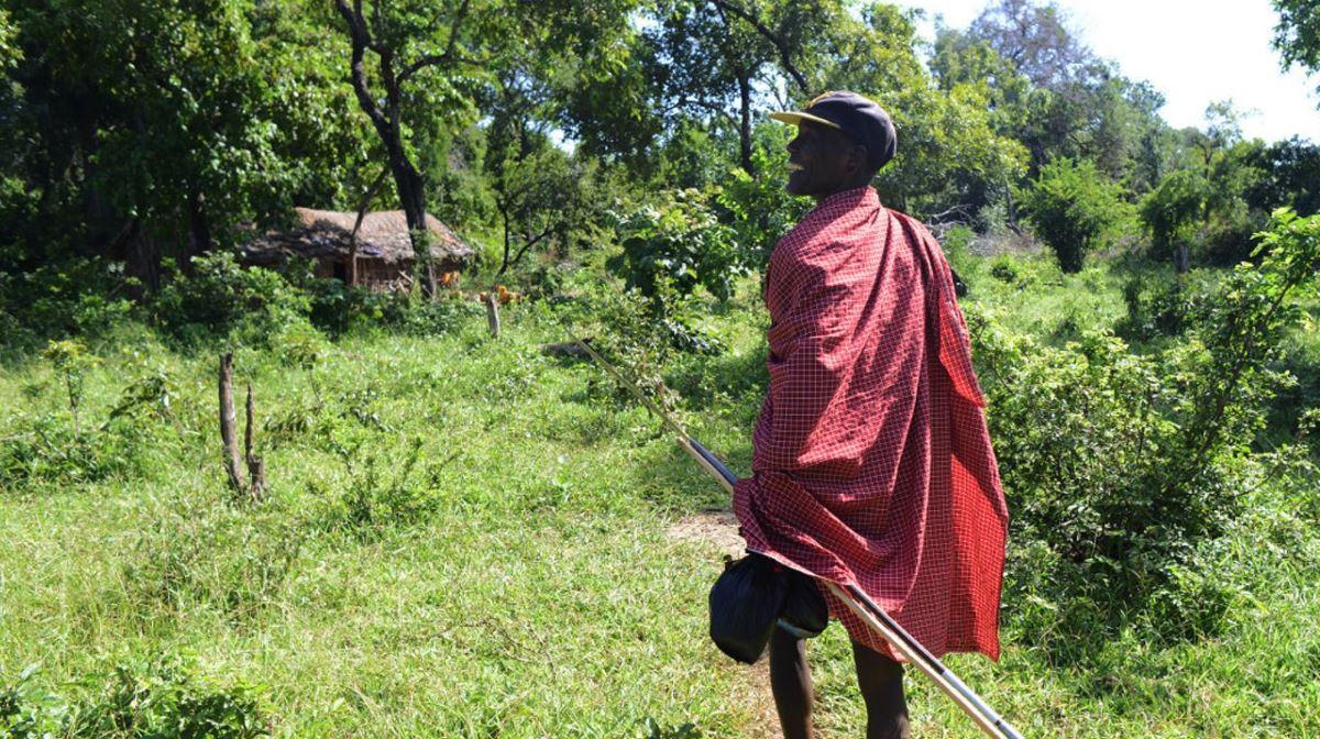 Tanzanian village