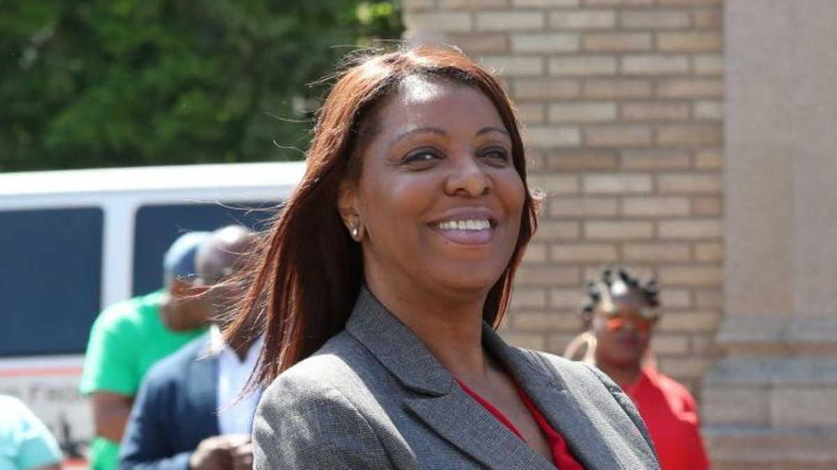 AG Letitia James