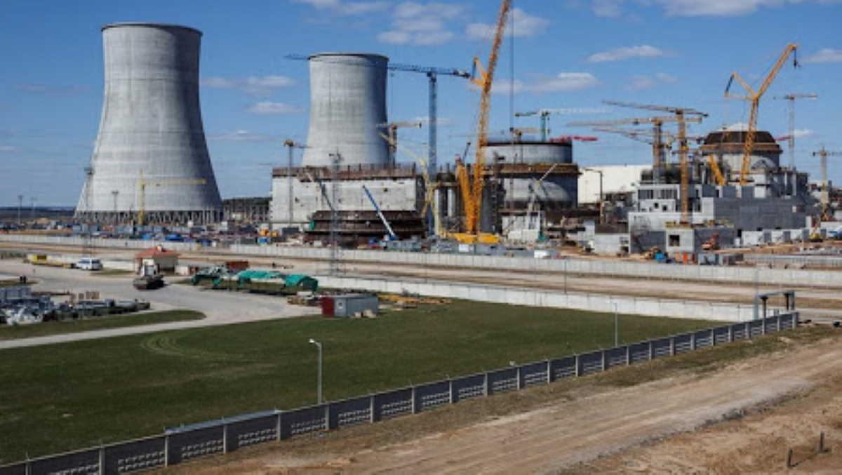 Belarus nuclear plant