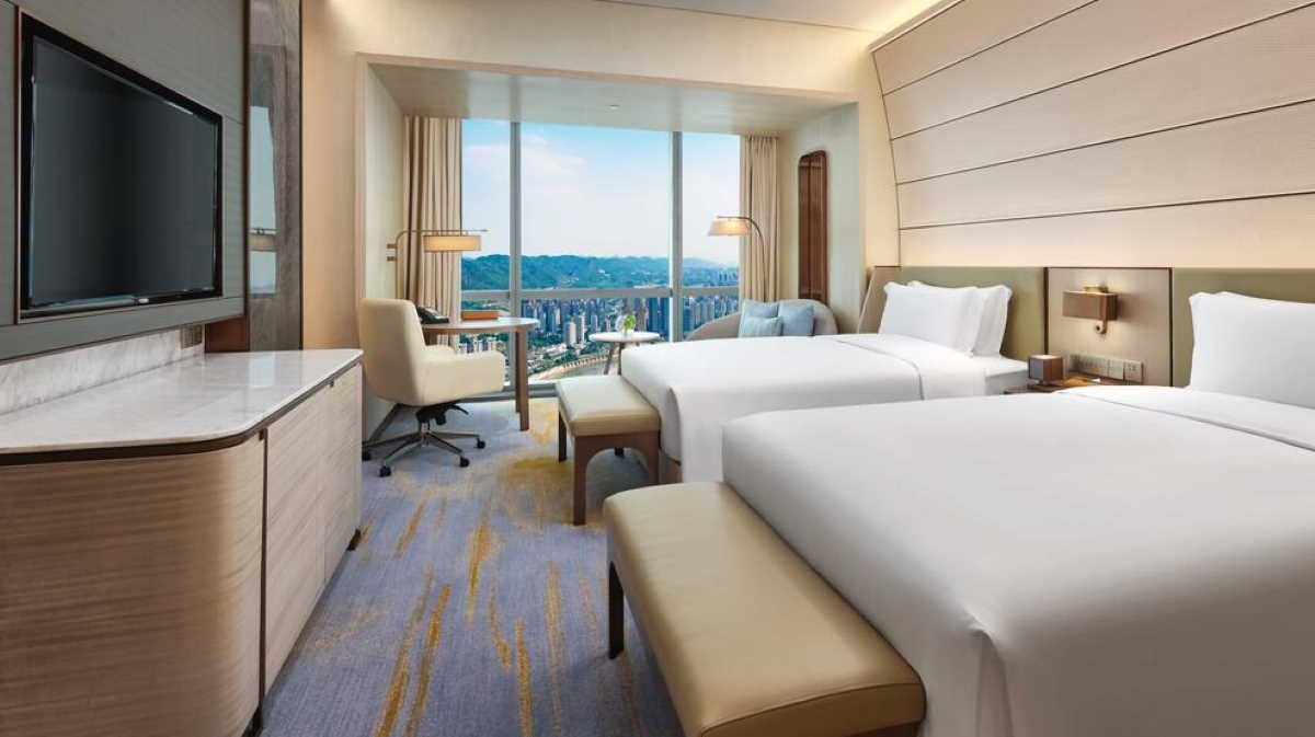 InterContinental Chongqing Raffles City Hotel