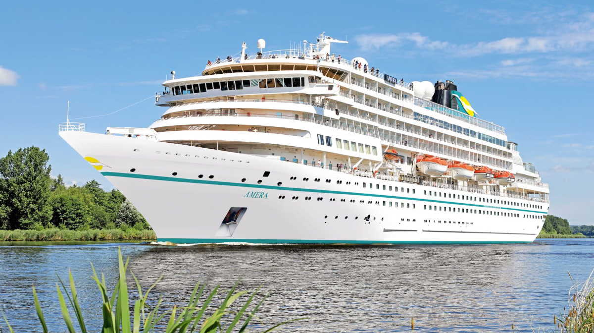 Amera cruise ship