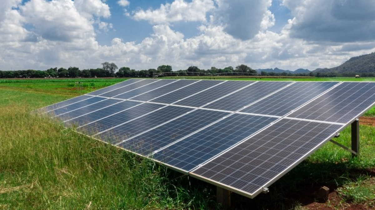 Angola solar energy