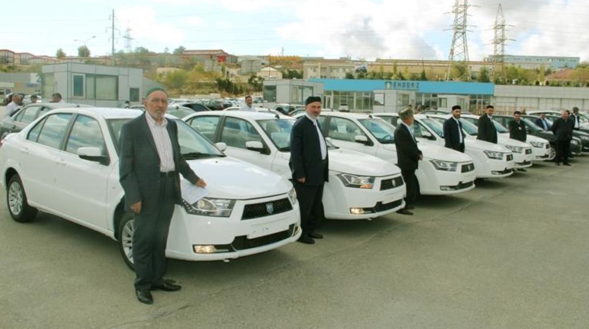 Azerbaijan cars