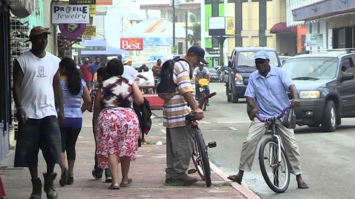 Belize street