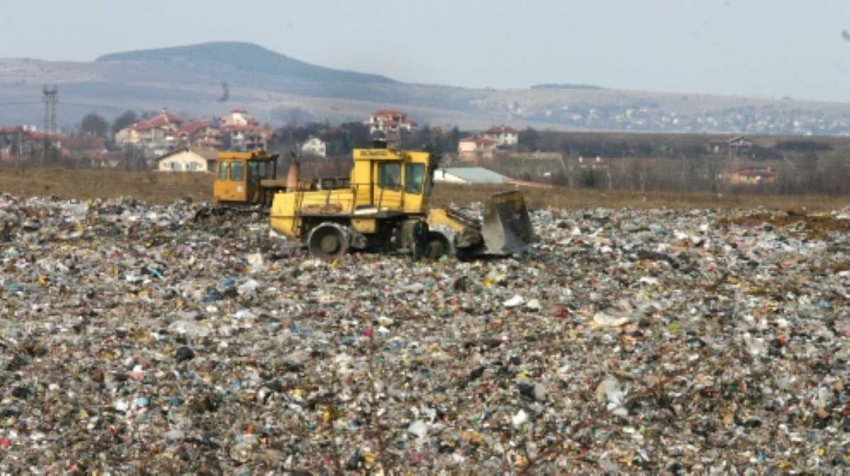 Bulgaria waste