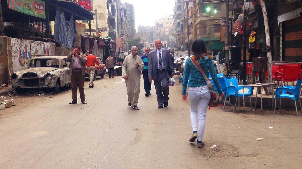 Egypt street