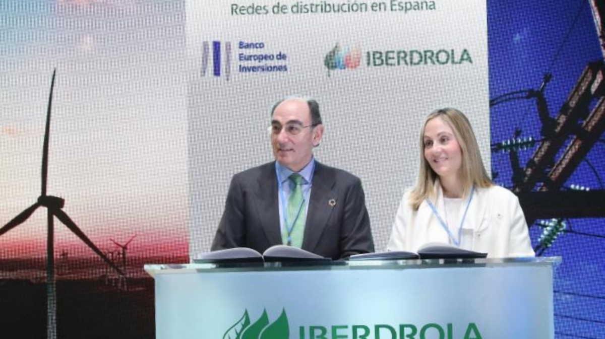 EIB and Iberdrola