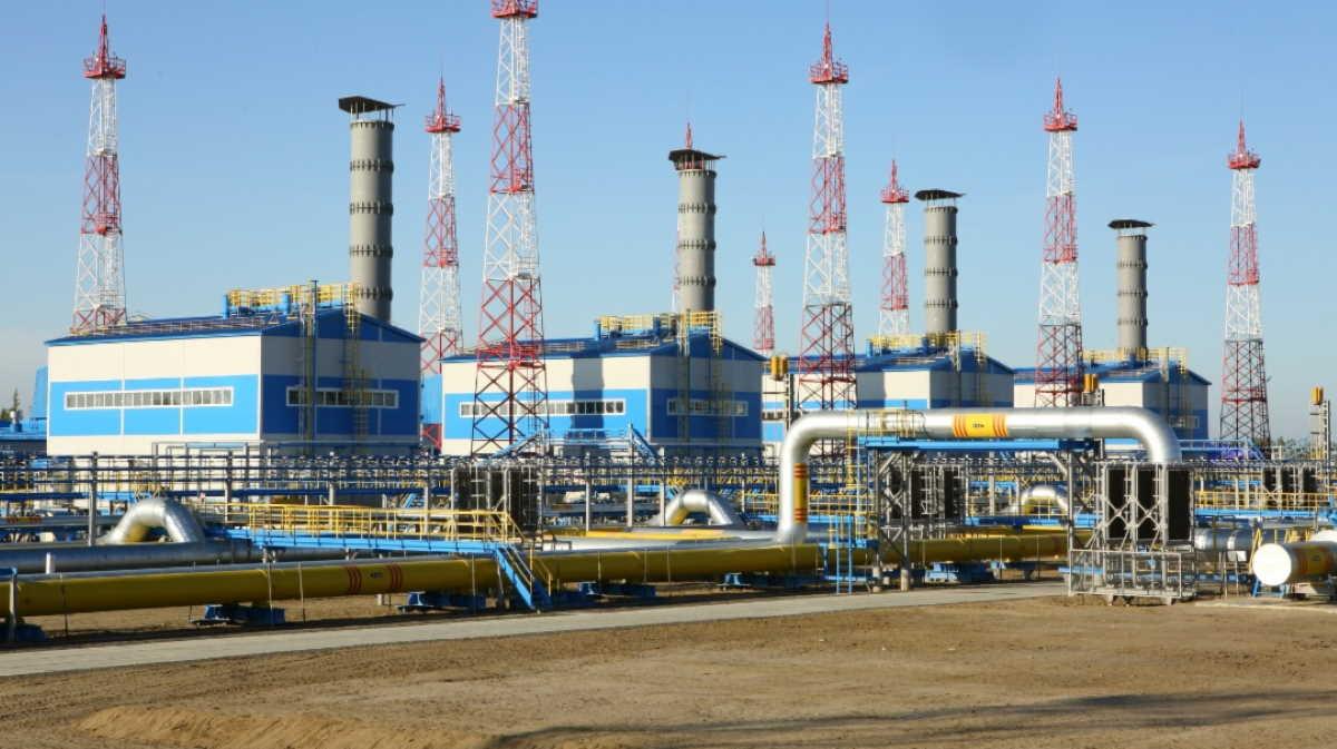 Gazprom Chayandinskoye field