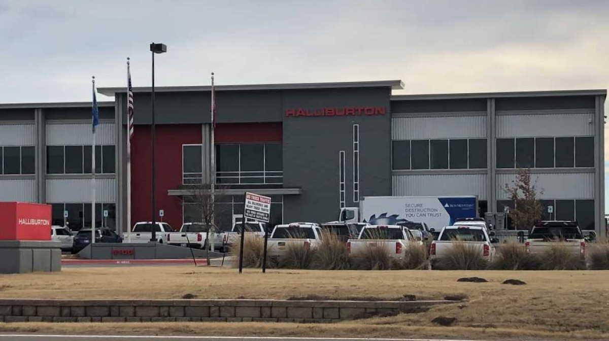 Halliburton Energy Services El Reno