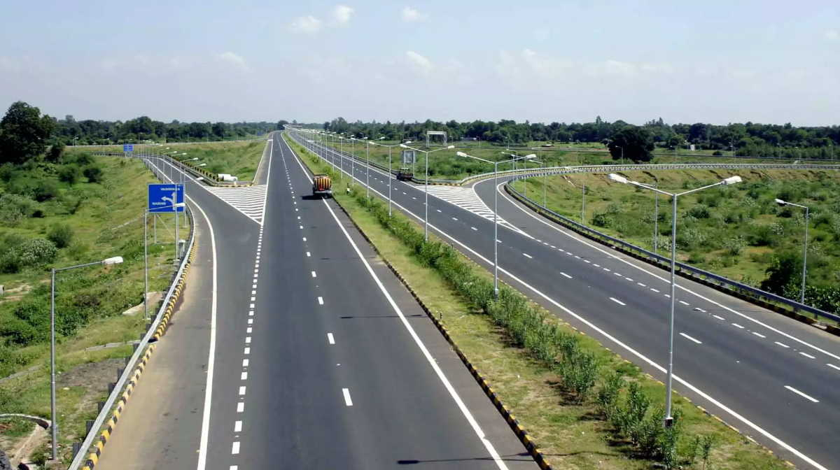 Highway in India