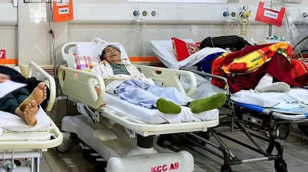 Hospital in Venezuela