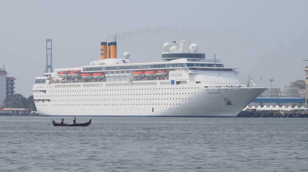 Indian ship