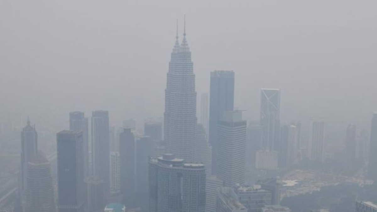Malaysian haze