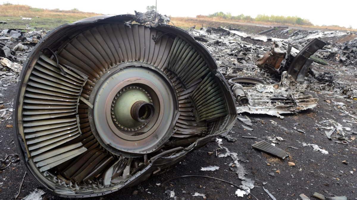 MH17 air crash