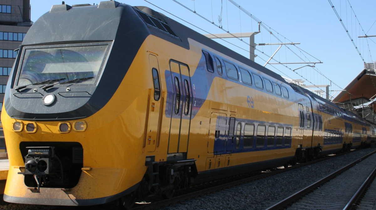 Netherlands rail