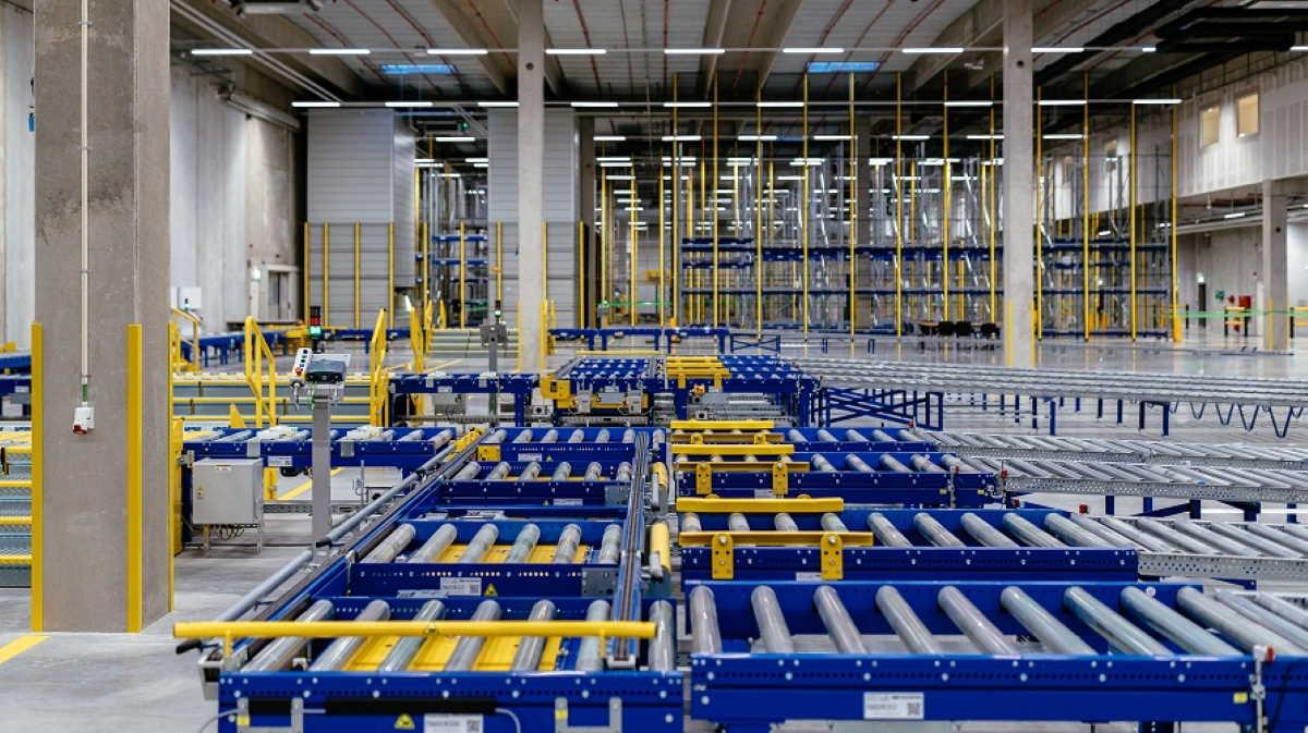 Nomeco logistics centre