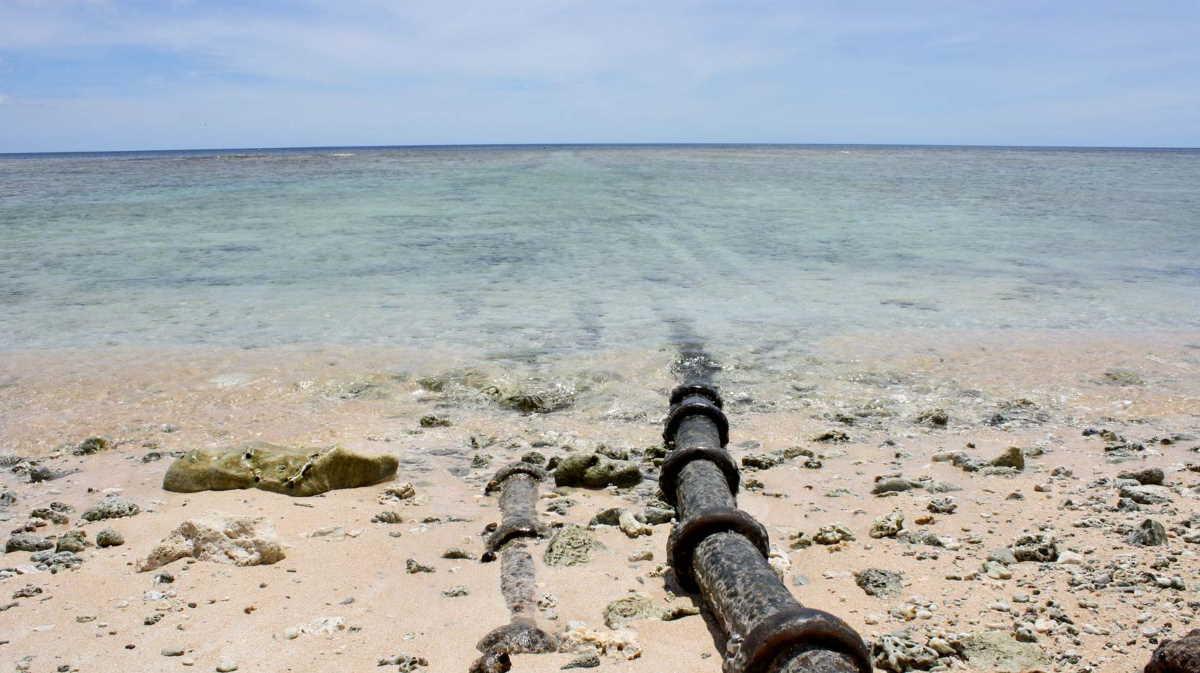 Polynesia submarine cable