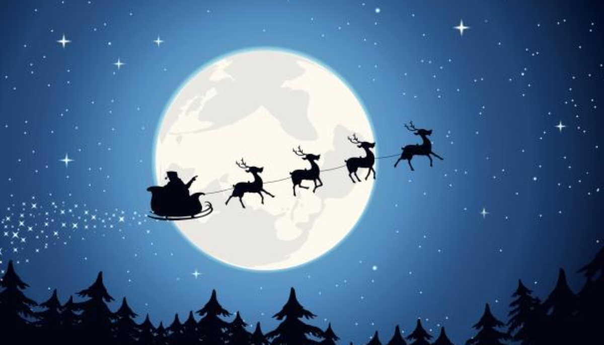 Santa One sleigh