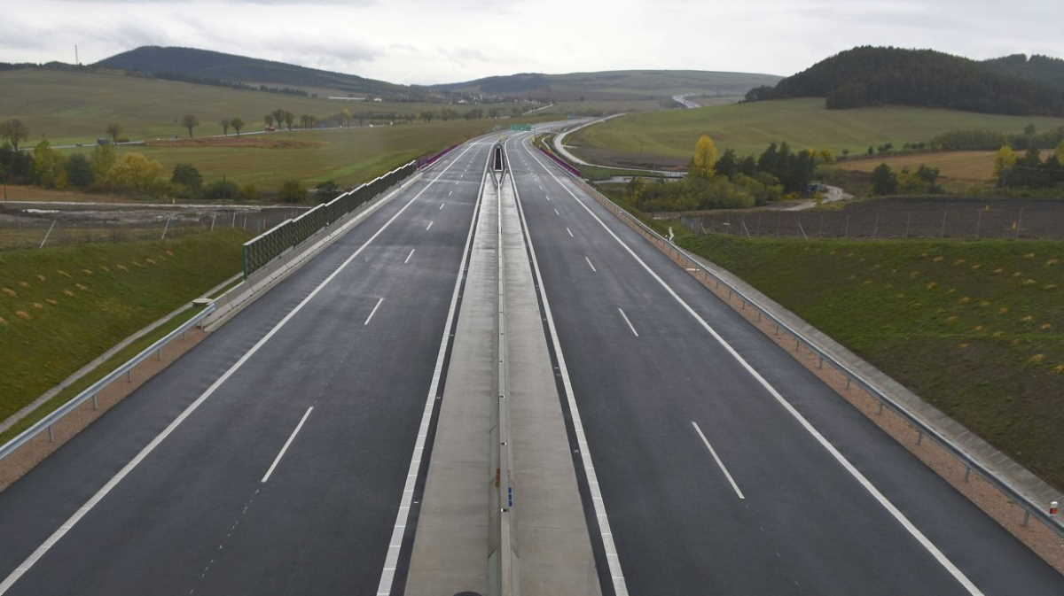 Slovakia D1 motorway
