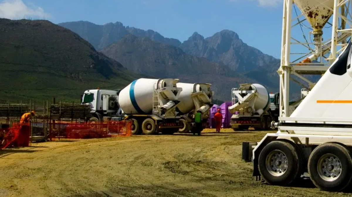 South Africa cement
