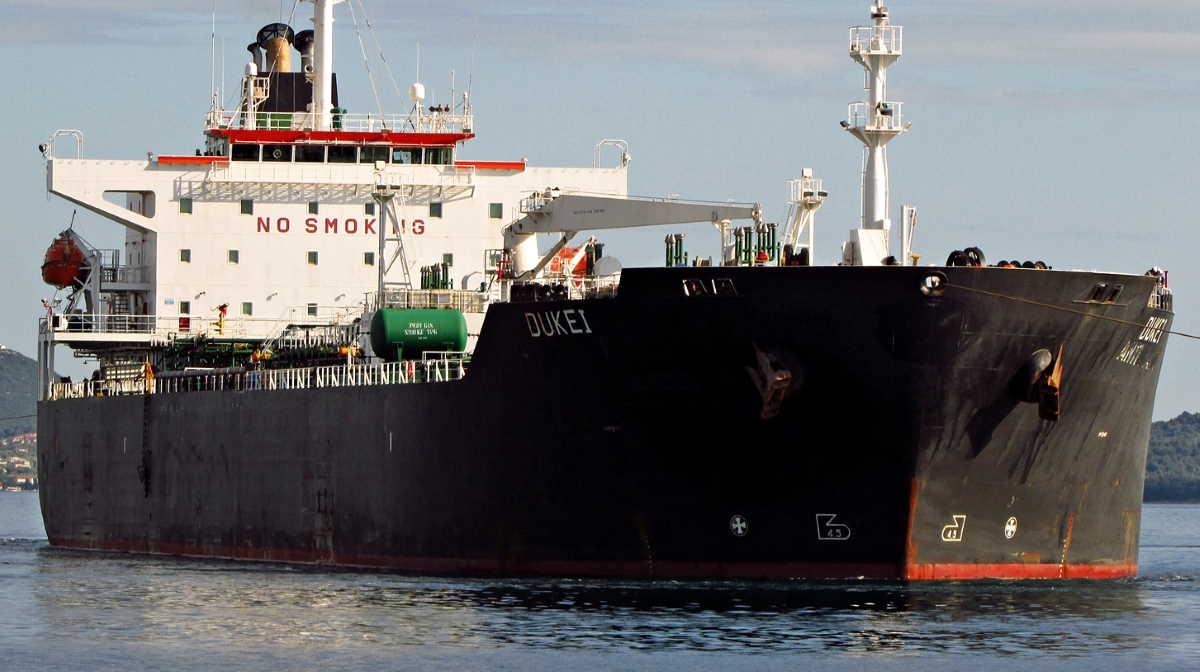Tanker Duke