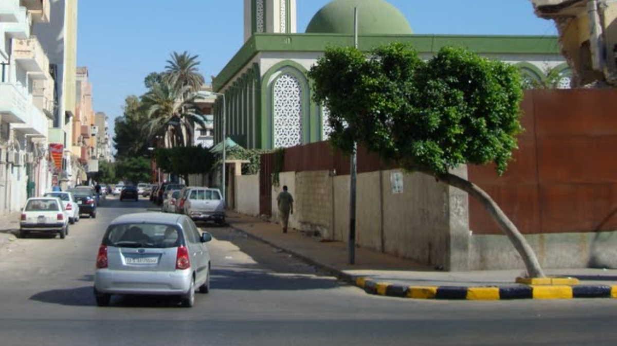 Tripoli street