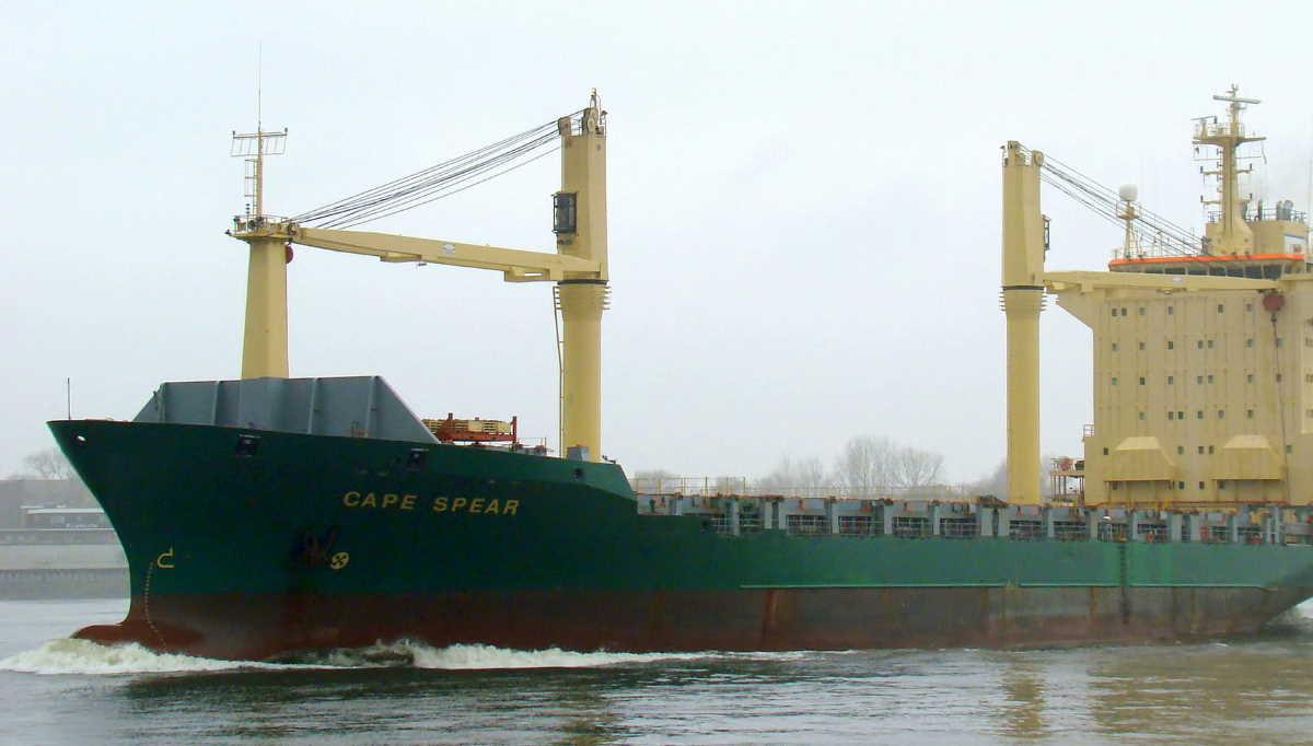 Turkish vessel