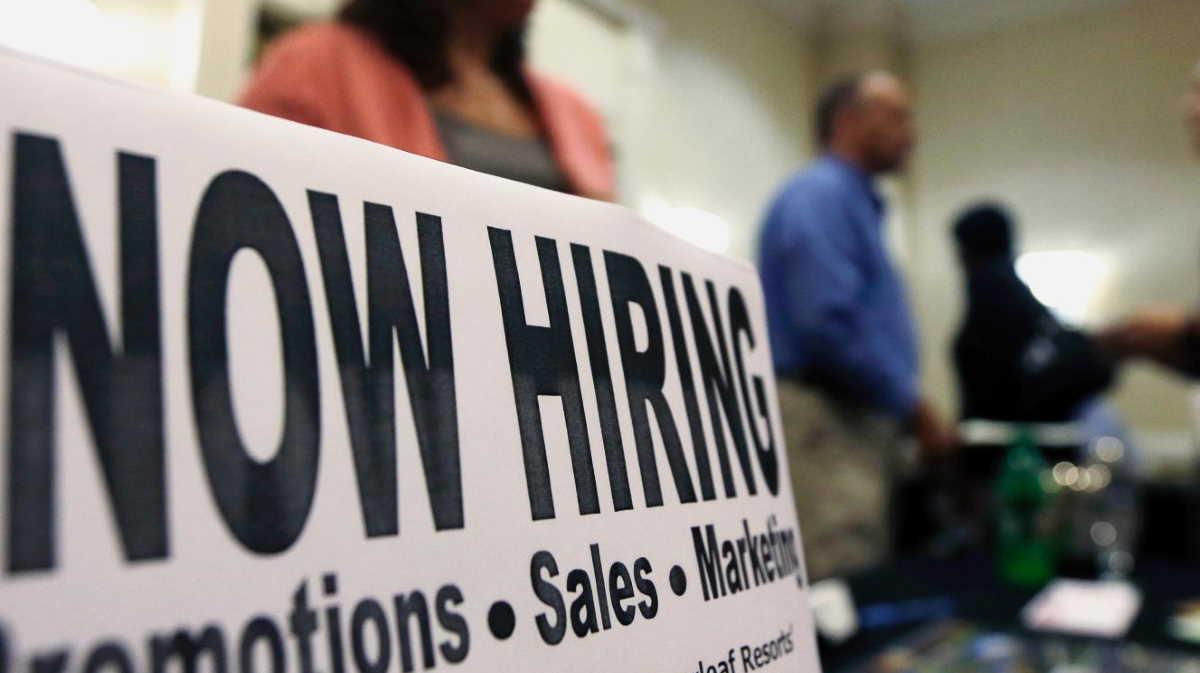 U.S. employment