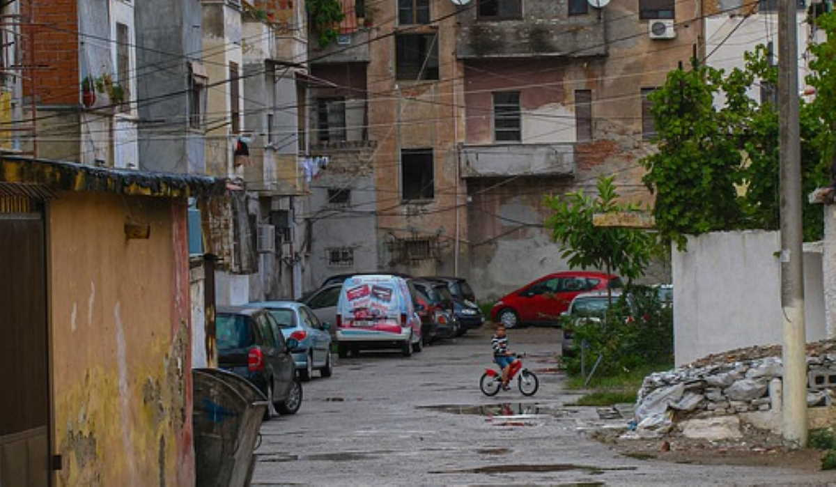Albania street