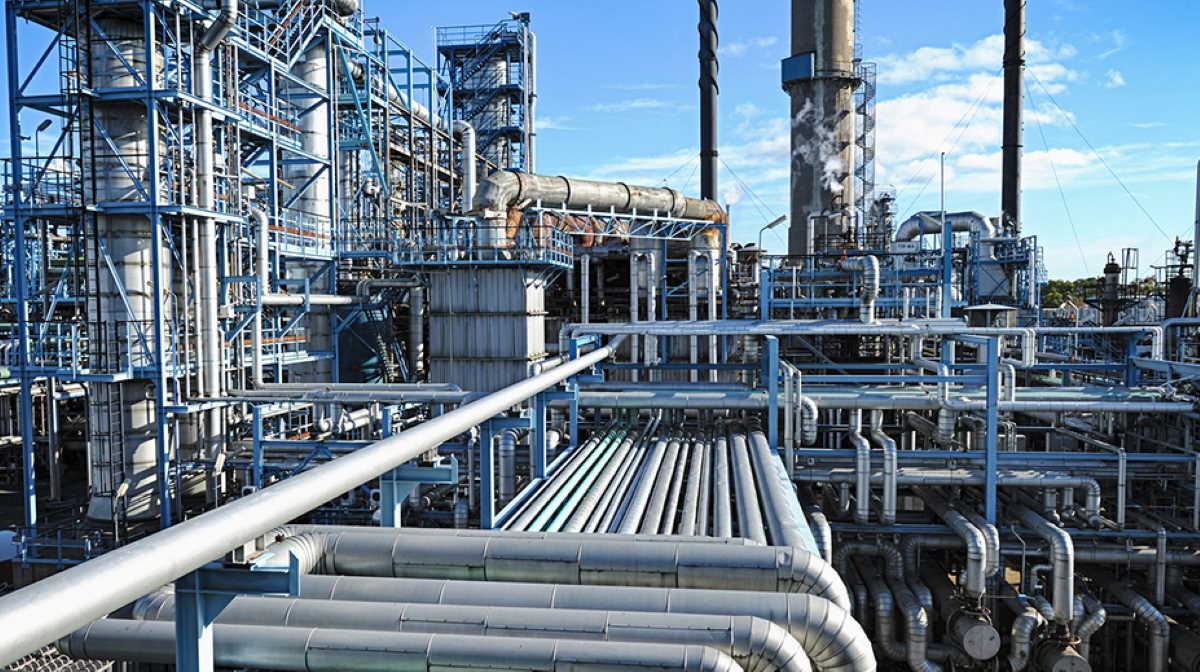 Iran petrochemical