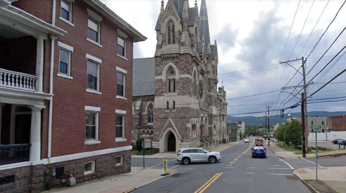 Pittston, Pennsylvania, in Luzerne County