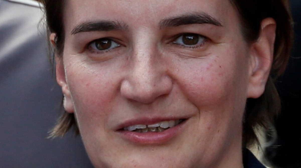 Prime Minister Ana Brnabic