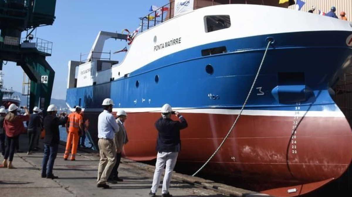 Shipbuilding in Galicia