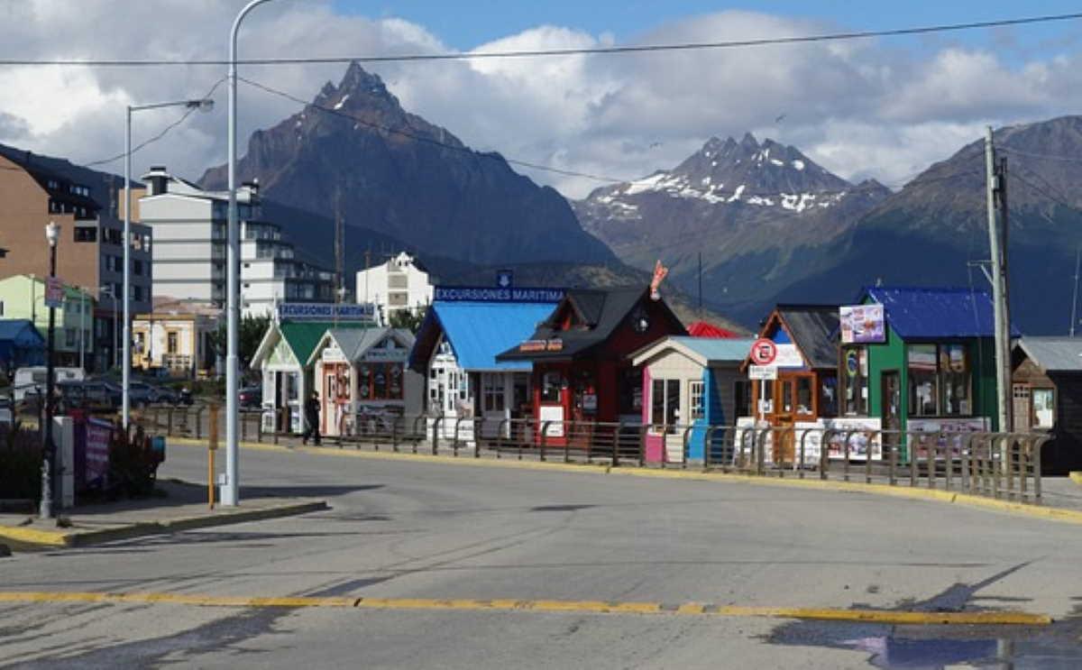 Argentina street