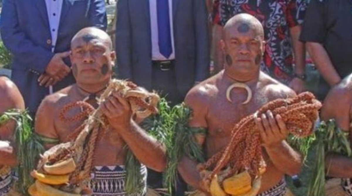 Fiji tabua