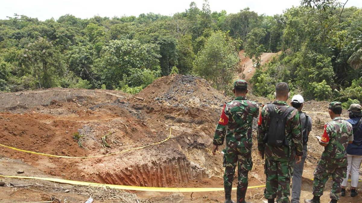 Landslide Indonesia